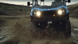 The Rustler™ 850 Utility Vehicle - For Work and Play