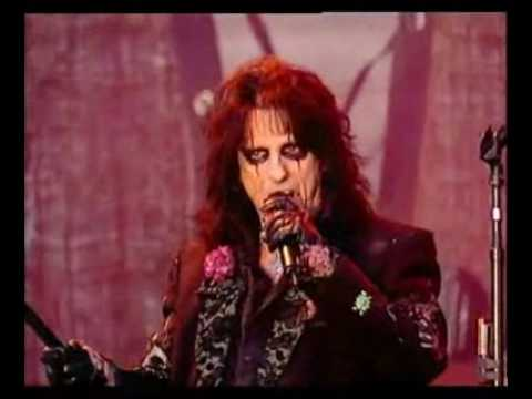Alice Cooper - Its Hot Tonight