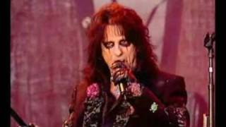 Watch Alice Cooper Its Hot Tonight video