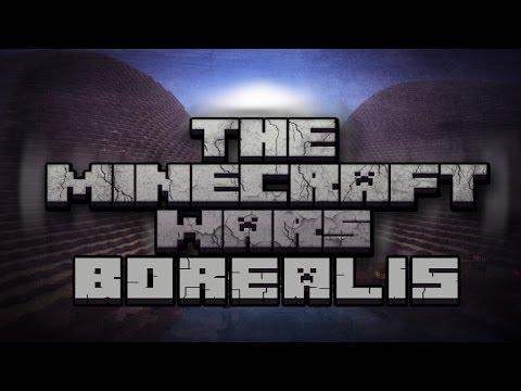 Minecraft Borealis - WAR  потом немного Dota 2 стрим