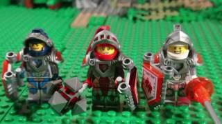 LEGO NEXO KNIGHTS - MEGA COMPILATION