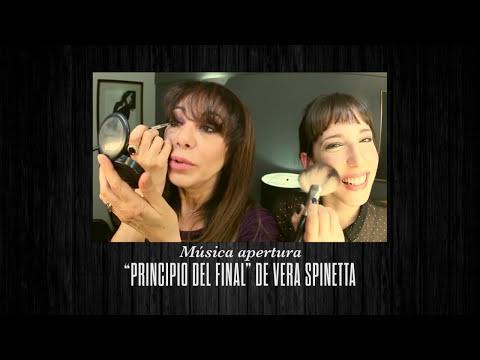EN EL CARROUSEL 12 ADRIANA VARELA. Afiches con Vera Spinetta.