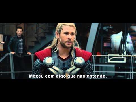 Vingadores: Era de Ultron Segundo tease trailer legendado e em HD