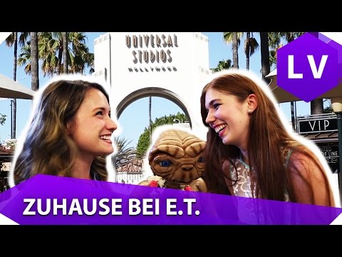 E.T., Psycho und ein Flugzeugabsturz - Universal Studios Tour mit Vanessa