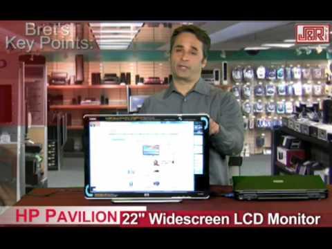 HP Pavilion w2207h 22
