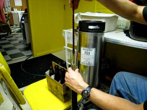 How to Keg Homebrew