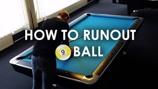 Pool Training | How To Break And Run 9 Ball