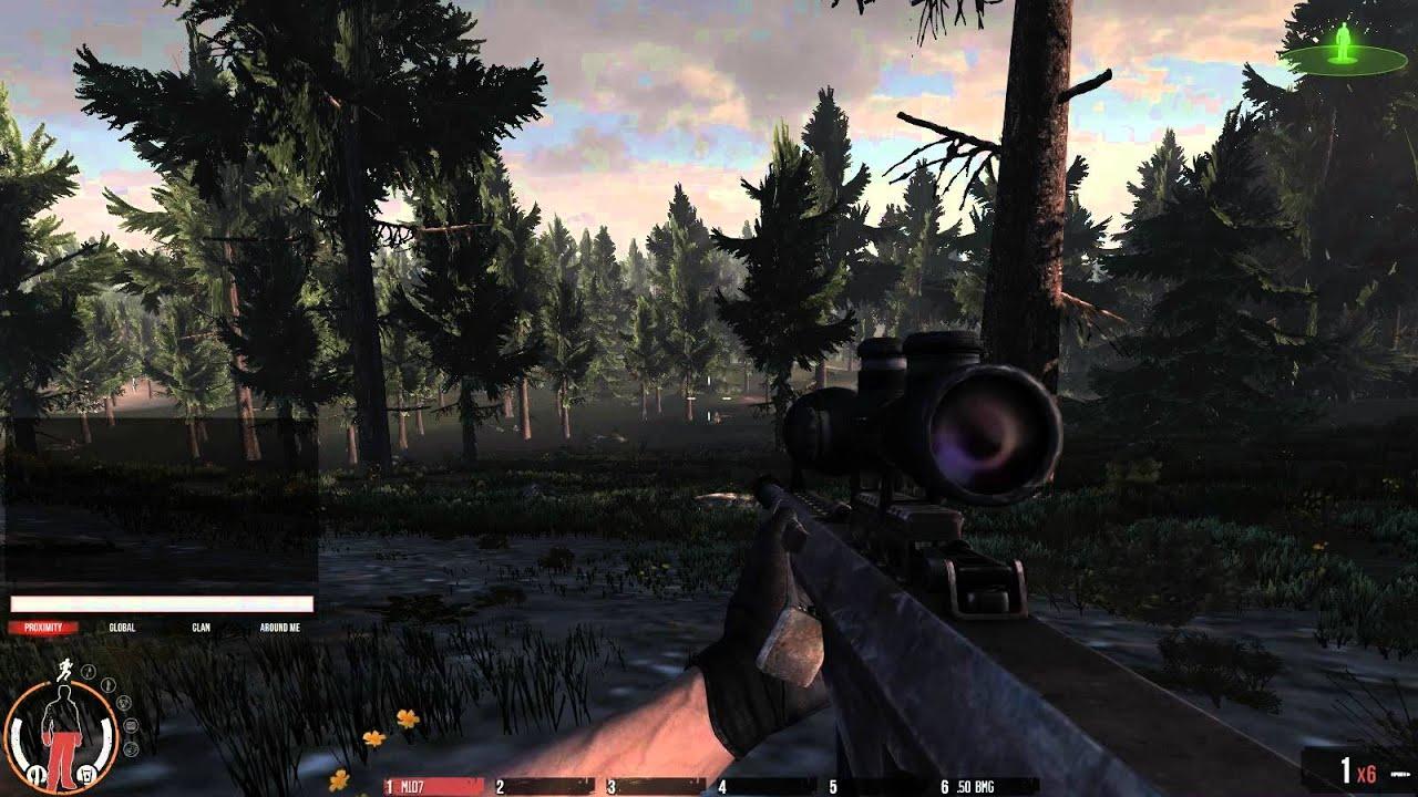 SurvivalZ  -          M107  M107 Warz