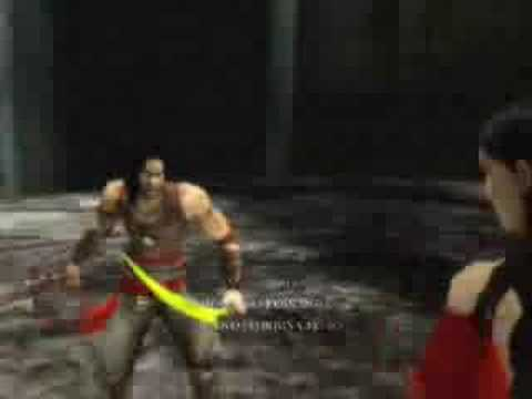 Prince Of Persia Warrior Within Final Alternativo 1
