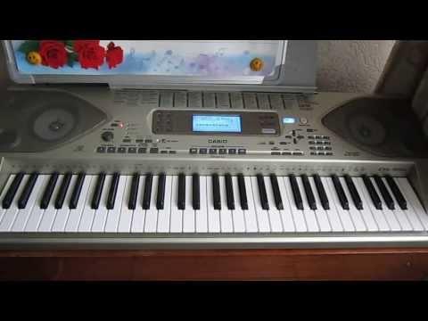 Уроки игры на синтезаторе для начинающих - видео