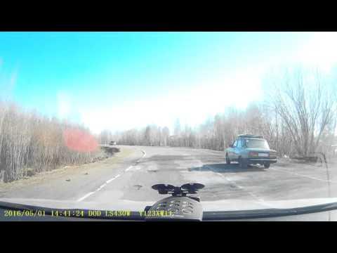 ДТП на автодороге Печора – Белый-Ю