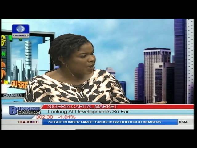 Business Morning: Developments In Nigeria Capital Market PT2