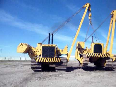 WORLDS BIGGEST SIDEBOOM CARRYING A CAT 594 YouTube
