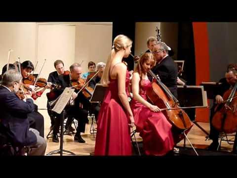 Vivaldi - Double Concerto - iii