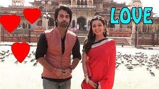 Do Dil Bandhe Ek Dori Se Shivani and Raghu in LOVE