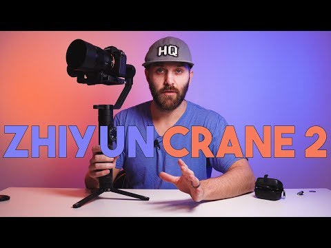 Zhiyun Crane 2 3 Axis Gimbal Stabilizer Review
