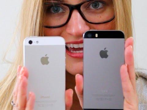 iPhone 5s unboxing! | iJustine