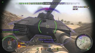 World of Tanks Xbox 360 Edition || FV4202 Gameplay