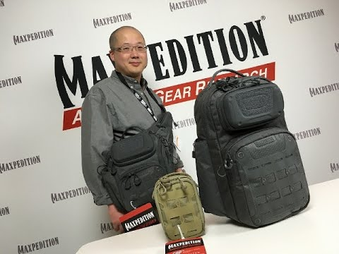Maxpedition Advanced Gear Research: Messenger. Sling Bags at a WHOLE NEW LEVEL