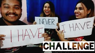 """THE """"NEVER HAVE I EVER"""" CHALLENGE 😄 #fun #Game"""