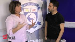 BSL Chat with Wales Futsal coach Memnos Costi