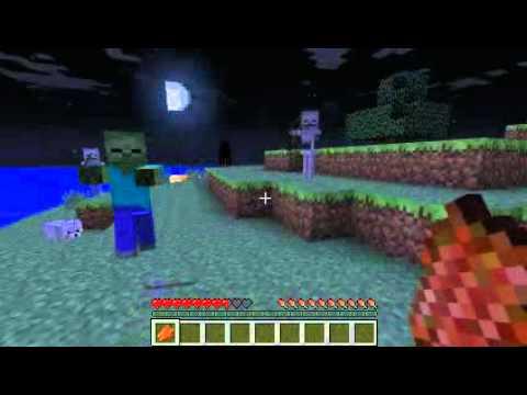 (TEGX) Minecraft map เกาะร้าง