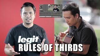 #REVIEW - Rule of Thirds & Documentary Film Making - EP3