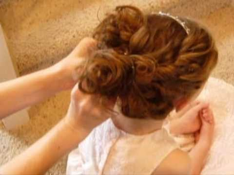 Updo Hairstyle Inspired by Taylor Swift Love Story Hair