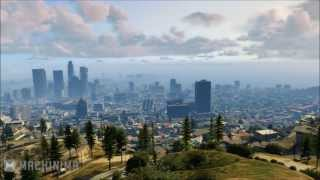 GTA 5 - World in Motion (A Time Lapse Video) (Infusion - Love & Imitation (Luis Junior Remix))