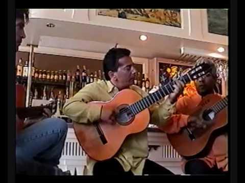 Manita Fernando de Plata y las guitarras Les vagues 2002 3