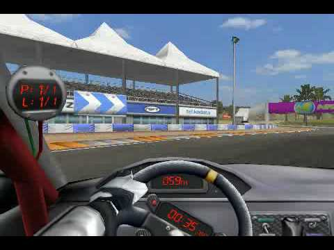 Real Racing iPhone Replay By Derfsonic