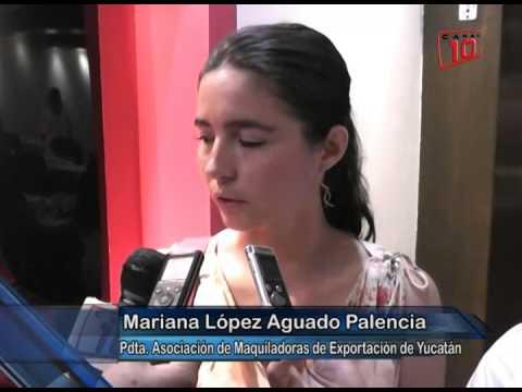 19787 ESTABLE LA INDUSTRIA DE EXPORTACIÓN EN YUCATÁN