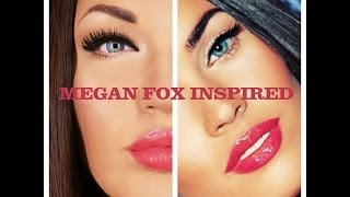 Get The Look: Megan Fox