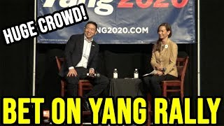 Andrew Yang Las Vegas Bet On Yang Forum | November 17th, 2019