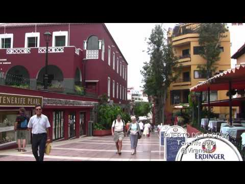 PUERTO DE LA CRUZ  Tenerife2011  in Full HD