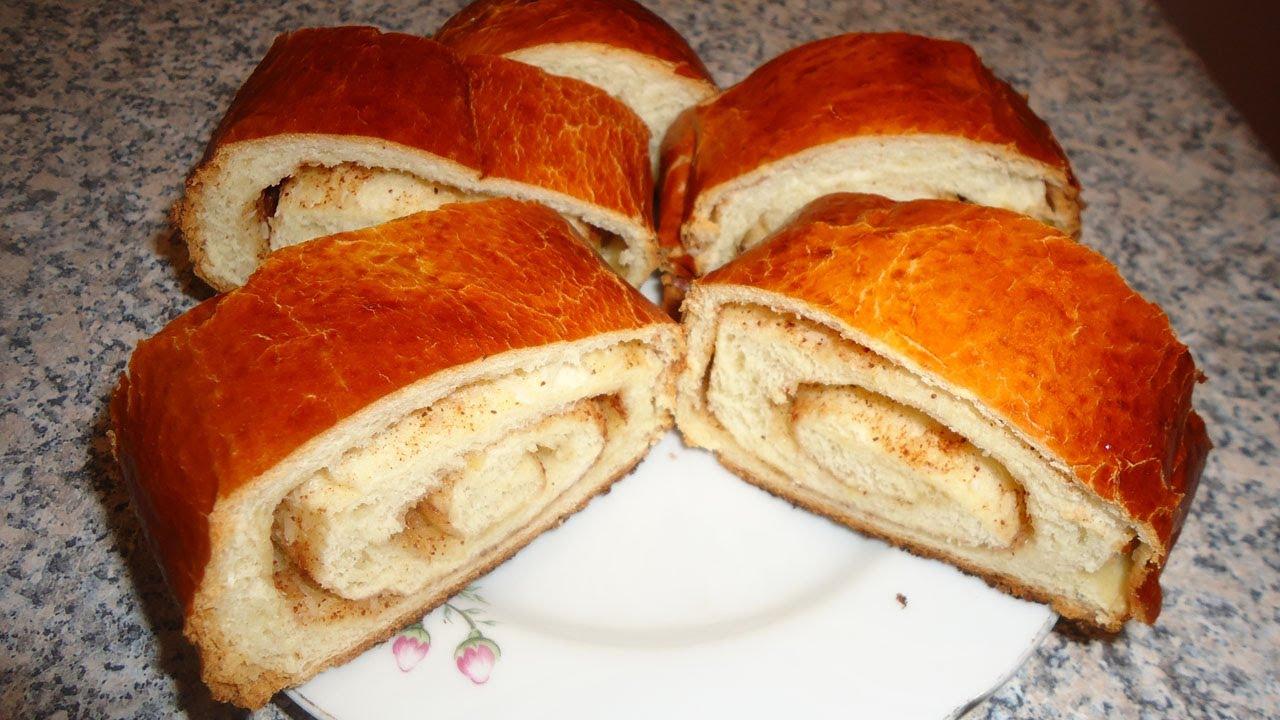 Пирог с изюмом из дрожжевого теста рецепт с