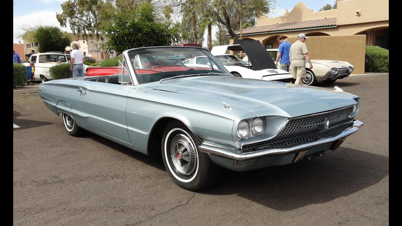 My Car Story With Lou Costabile 1966 Ford Thunderbird T