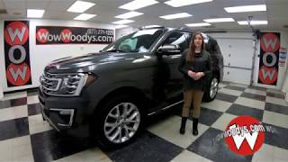 2018 Ford Expedition Limited Review   Video Walkaround   Used Cars and Trucks at WowWoodys