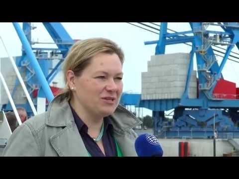 Fährtalk - Gespräche auf der Weser: Ilona Tetzlaff / Nordenham Marketing & Touristik