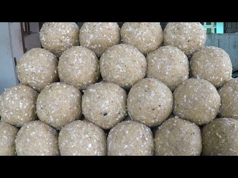 Nuvvula Laddu Recipe - Tasty Sesame Laddu | Healthy Tea Time Snacks