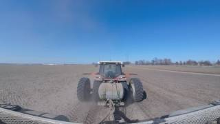 Planting 2017 Potato Crop