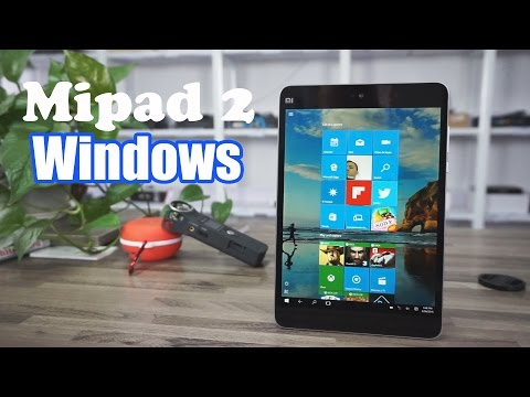 Xiaomi Mipad 2 Windows 10 Review - La Primera Tablet Windows De Xiaomi