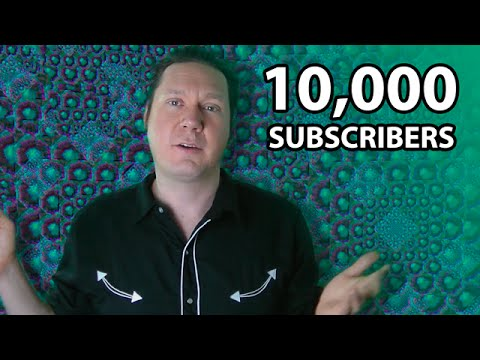 10,000 Subscribers Thank You Video
