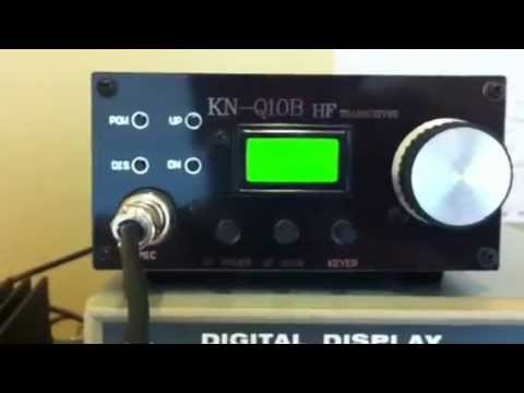 KN-Q10B QRP DXing