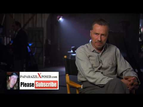 Michael Wincott star of Hitchcock interview with PaparazziXposed com
