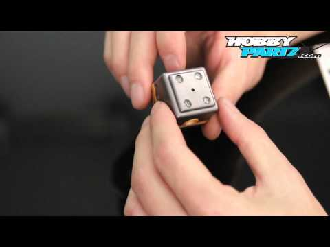 New HD 720p Dice Mini Camera w/ night vision