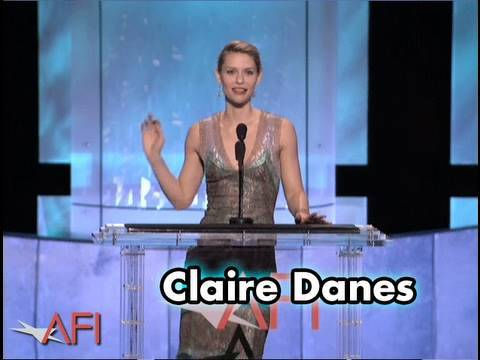 Claire Danes Talks About Working With Her Childhood Idol, Meryl Streep
