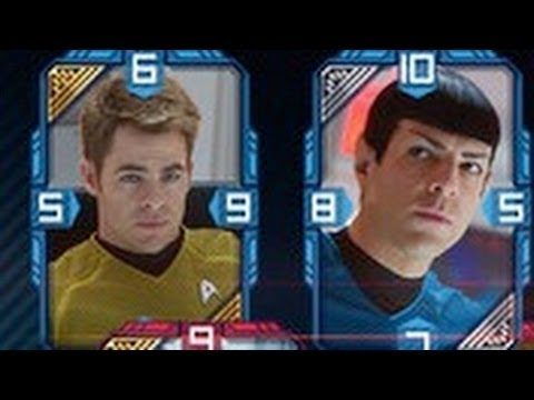 Star Trek Rivals: Justin & Ryan Play Cards - IGN Plays
