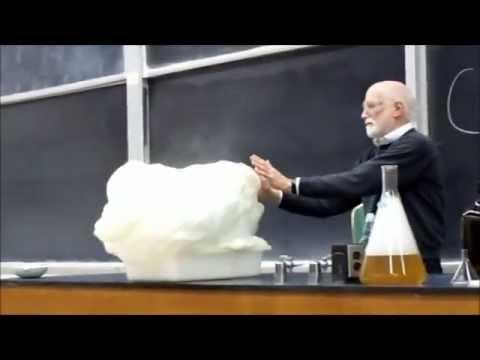 Фокусы на уроке химии