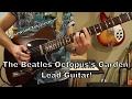 The Beatles - Octopus's Garden Lead Guitar Cover